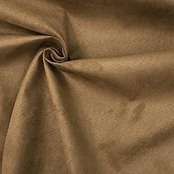 Creazioni Hand Made Rivestimento a Partire da 50 CM di Lunghezza x 150 CM di Larghezza Fissa 1 QUANTITA=50 CM; 2 QUANTITA=1METRO Tessuto Pile Tinta Unita Arredo dinterni Arancio E128