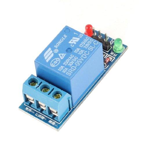 Componenti elettronici srd-05 Vdc-sl-Modulo c 1 canale Relè DC da 5 V, 10 A