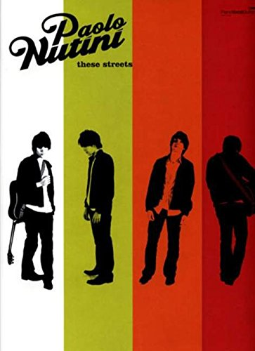 paolo-nutini-these-street-piano-vocal-guitar-songbook