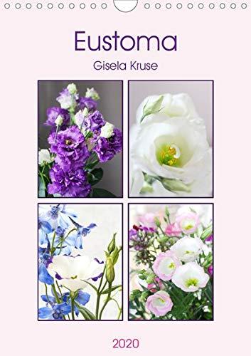 Eustoma (Wandkalender 2020 DIN A4 hoch): Eine Blume, die jeden Strauß bereichert (Monatskalender, 14 Seiten ) (CALVENDO Natur)