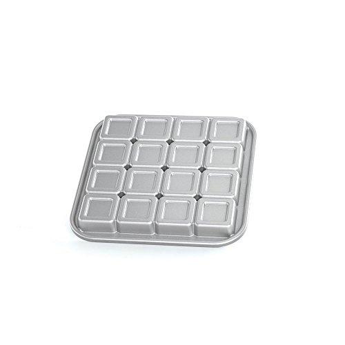 Nordic Ware Pro-Cast Brownie Bites Pan Non Stick Cast