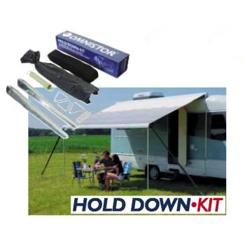 Thule tormenta de arriostramiento Hold Down Kit, 34385