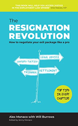 Libro PDF Gratis The Resignation Revolution: How to negotiate your exit package like a pro