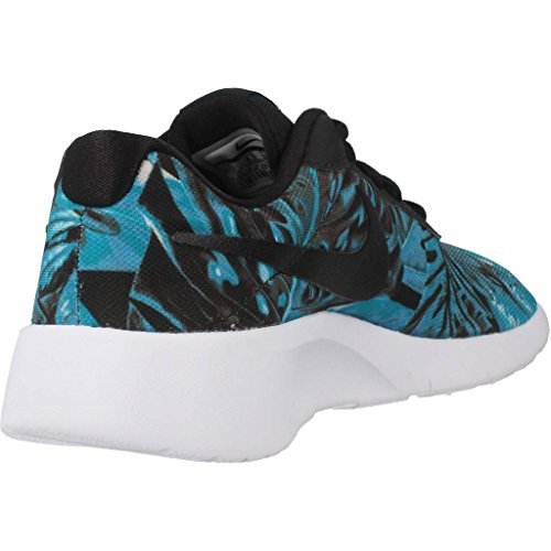 Damen Laufschuhe, farbe Blau , marke NIKE, modell Damen Laufschuhe NIKE TANJUN PRINT Blau Blau