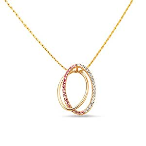 Buy Mia By Tanishq 14kt Rose Gold Diamond And Sapphire Pendant For Women At Amazon In,Unique Interior Design For Living Room