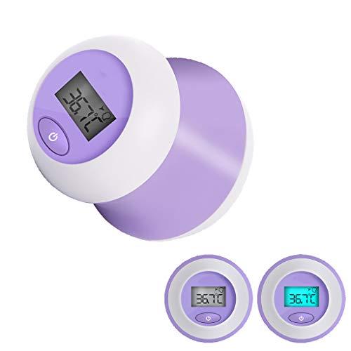 DFLY Berührungsloses Baby-Thermometer, medizinisches digitales Infrarot-Stirnthermometer, 32 Sätze Datenspeicher, Fieber Alarm, USB Aufladen, für Kinder, Säuglinge, Erwachsene, Kleinkinde