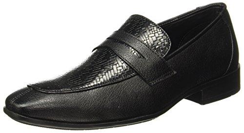 BATA Men's Dahl Black Formal Shoes