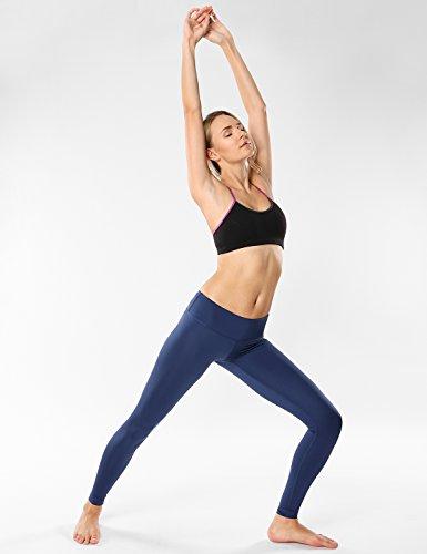 CRZ YOGA Damen Yoga Sport BH - ohne Bügel Fitness Joggen Bra Top Mehrfarbig #2
