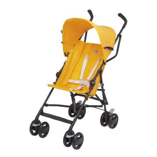 The Simplest No-Fuss Stroller Chicco Snappy 40 Giallo