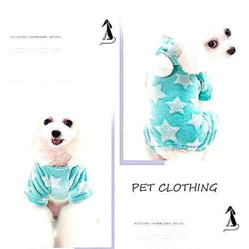 Stern Hunde-Bekleidung Anzug Hundekleidung Tactic Vier-Beine British Style Warm Puppy Kleidung