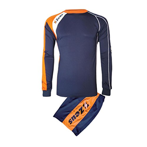 KIT GK GENOA ZEUS SUIT FOOTBALL SOCCER FIVE-A-SIDE CHAMPIONSHIP