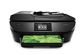 HP OfficeJet 5740 E-AIO - Impresora multifunción con inyección de Tinta (4800 x 1200 dpi) Color Negro (B00MWS2A56) | Amazon price tracker / tracking, Amazon price history charts, Amazon price watches, Amazon price drop alerts