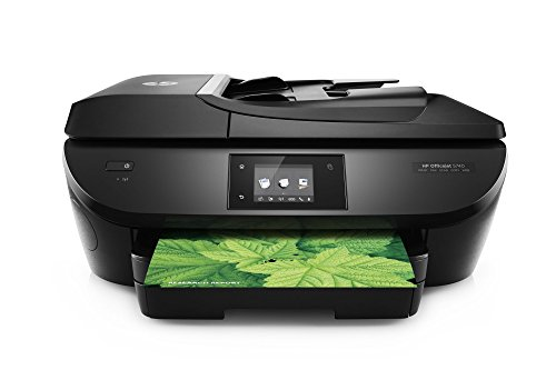 HP Officejet 5740 e-All-in-One Drucker (Scanner, Kopierer, Fax, Drucker, Instant Ink kompatibel, 4800 x 1200 dpi) schwarz
