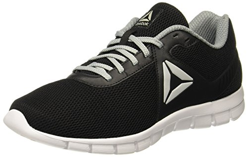 Reebok Men's Ultra Lite Black/Flat Grey Running Shoes - 9 UK/India (43 EU) (10 US)(CN4273)