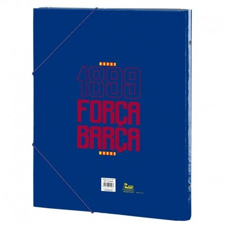 Ordnungsmappe F.C. Barcelona 17/18 - Offiziell - A4