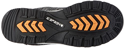 Icepeak Herren Windy Outdoor Fitnessschuhe Schwarz (Black)
