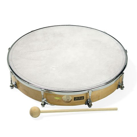 sonor-global-percussion-cgthd12n-tambour-a-main