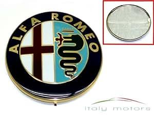 Alfa Romeo 159 Emblem - Reparatur Kit - Modellzeichen zum überkleben - Aufkleber - 60690396