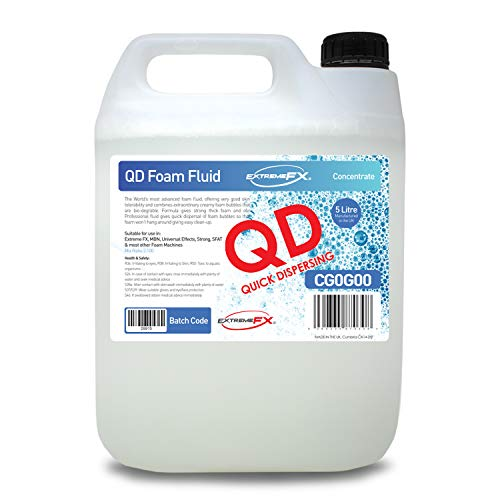 Schaumstoff Fluid Konzentrat (1x 5L) UK gratis UPS Lieferung-Schaumstoff Cannon Liquid Lösung