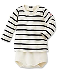 Petit Bateau Baby-Jungen Body Tee Shirt ML