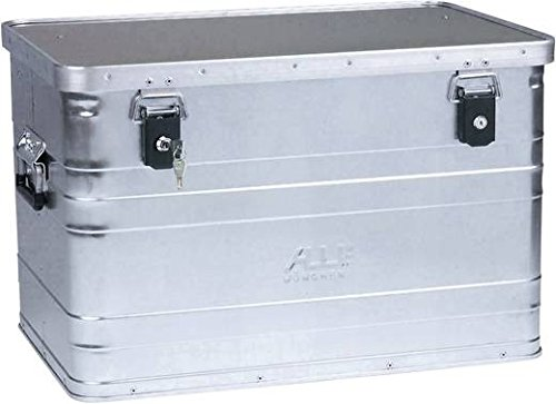 Maletas Cajas de aluminio varios tamaños - Serie B - Aluminio, 070 Litros