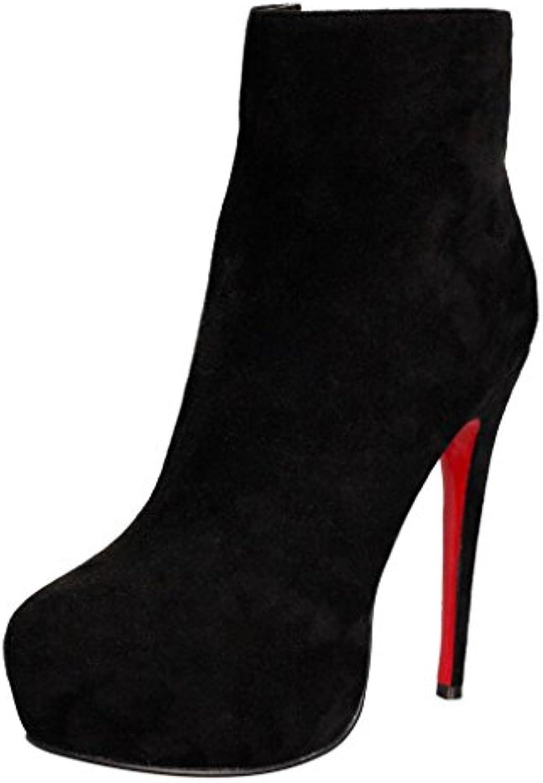 Stivaletti impermeabili della della della caviglia dell'alto tallone della signora Autunno Inverno avvioies Caricamenti del... | Conveniente  | Scolaro/Ragazze Scarpa  b648e9