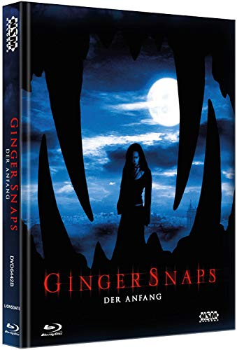 Ginger Snaps III - Der Anfang - Limitiert auf 250 Stück - Mediabook Cover B (+DVD) [Blu-ray]