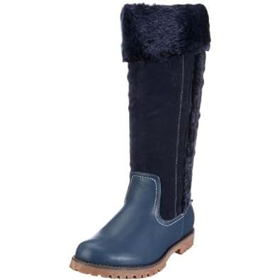 Coconel Stiefel 207501.401, Bottes femme - Bleu-V.1, 36 EU