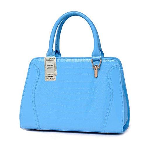 ZUNIYAMAMA - Sacchetto donna blue