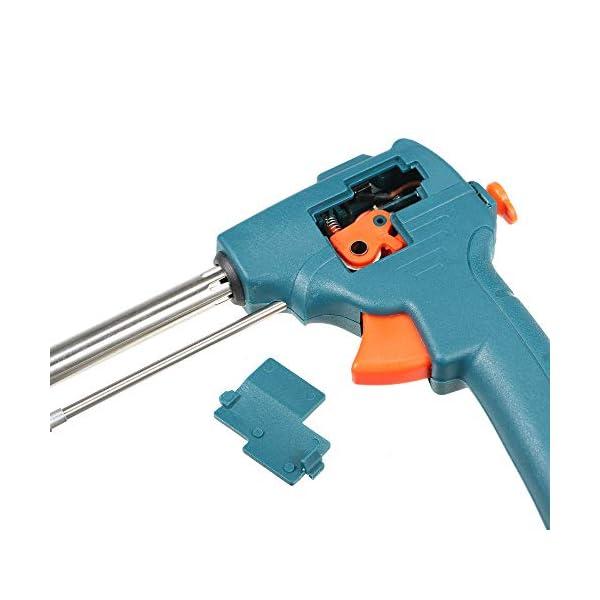 KKmoon 220 V 60 W Pistola de soldadura Automática de Alimentación de