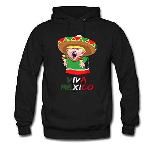 Lu JinQuan Viva Mexico for Man Hoody