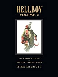 Hellboy Library Edition Volume 2: The Chained Coffin, The Right Hand of Doom, and Others: