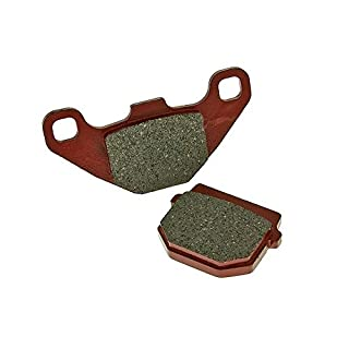 Bremsbeläge/Bremsklötze STANDARD Organisch für GILERA SMT 50 D50B0 13- ZAPABB01