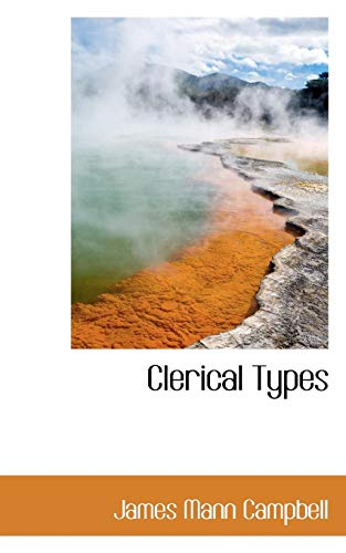 Clerical Types