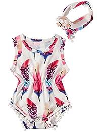 7988f690385 Amazon.co.uk  Rompers - Baby  Clothing