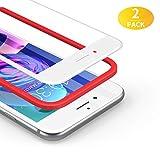 BANNIO für Panzerglas für iPhone 6 / iPhone 6S,2 Stück 3D Full Screen...