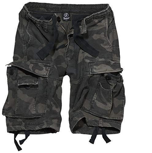 Brandit Vintage Short  Gr:- 5XL, Farbe:-Darkcamo
