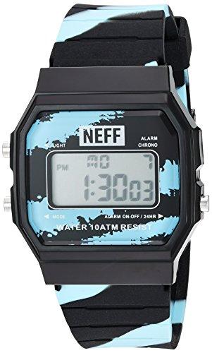 NEFF Herren Accessoires / Uhr Flava XL schwarz Einheitsgröße