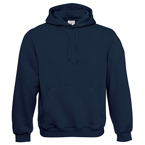 B & C Collection à capuche pour homme - Navy*
