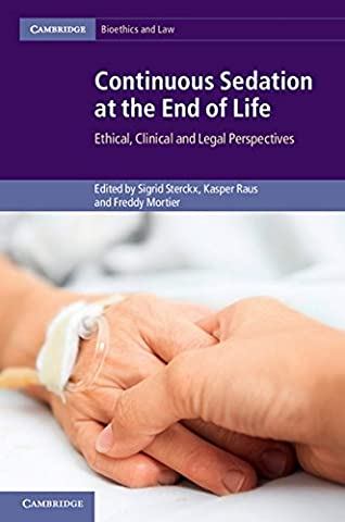 La Sedation Palliative - Continuous Sedation at the End of Life: