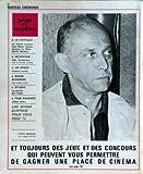 Telecharger Livres NOUVEAU CINEMONDE LE N 1840 du 16 06 1970 UNE PLACE DE CINEMA GRATUITE LA CRITIQUE PAR MICHEL COURNOT JEAN MARIE CARZOU JACQUES LE MORE MICHEL MARDORE INTERVIEW GILLO PONTECORVO PAR GUYLAINE GUIDEZ UN DEBAT CINEMA OUVRIER SHOW BUSINESS PAR HENRI RODE STUDIO LA PLANETE DES SINGES FILM RACONTE BABY LOVE UNE BONNE SURPRISE POUR VOUS CHRIS MARKER ET TOUJOURS DES JEUX ET DES CONCOURS QUI PEUVENT VOUS PERMETTRE DE GAGNER UNE PLACE DE CINEM (PDF,EPUB,MOBI) gratuits en Francaise