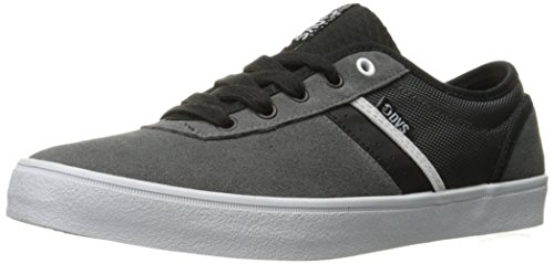 DVS, Herren Skateboardschuhe Grey Suede