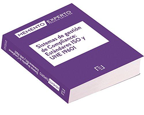 Memento Experto Sistemas de Gestión de Compliance