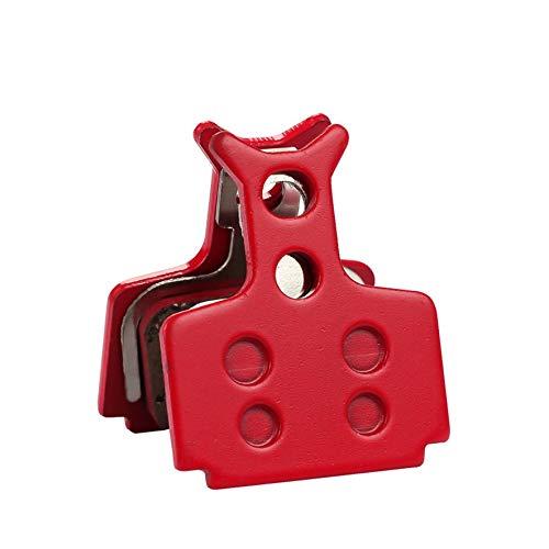 8Eninine Pastiglie Freno Disco pastiglie in Ceramica P225Bp per Rosso Semi-Metallizzato Sram Avid MTB