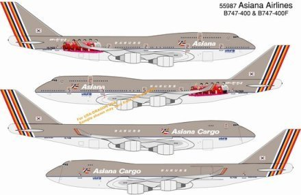 dragon-wings-55987-asiana-airlines-boeing-747-400-boeing-747-400f-1400-twin-pack-diecast-models