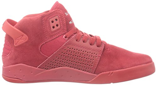 Supra Skytop Iii, Baskets Basses Homme Rouge (Red Red)