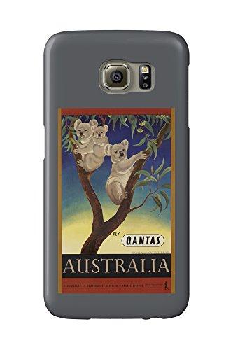 qantas-australia-vintage-poster-artist-mayo-eileen-australia-c-1953-galaxy-s6-cell-phone-case-slim-b