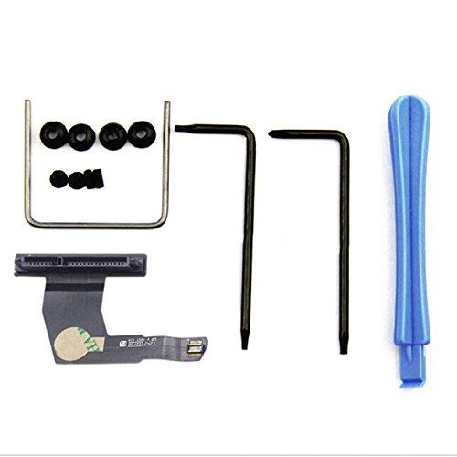 SODIAL(R) Neue SSD SATA Festplatte Netzkabel Flexkabel Kit fuer Apple Mac Mini A1347 821-1501-A (Festplatten-adapter-kit)