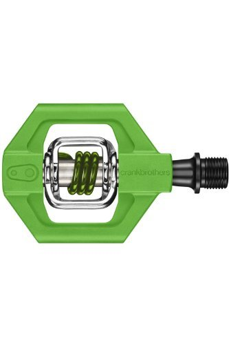 Pedali Crank Brothers Candy 1 verde