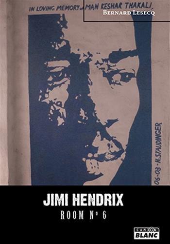JIMI HENDRIX Room Number 6